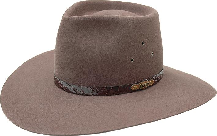 4a47ac0de Akubra Colly Felt Hat - The Australian Way
